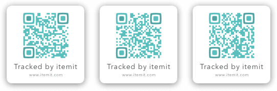 Asset Tags for Asset Tracking SystemUK