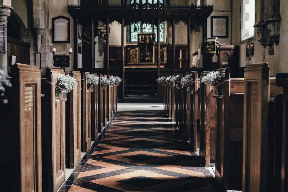 Church asset tracking