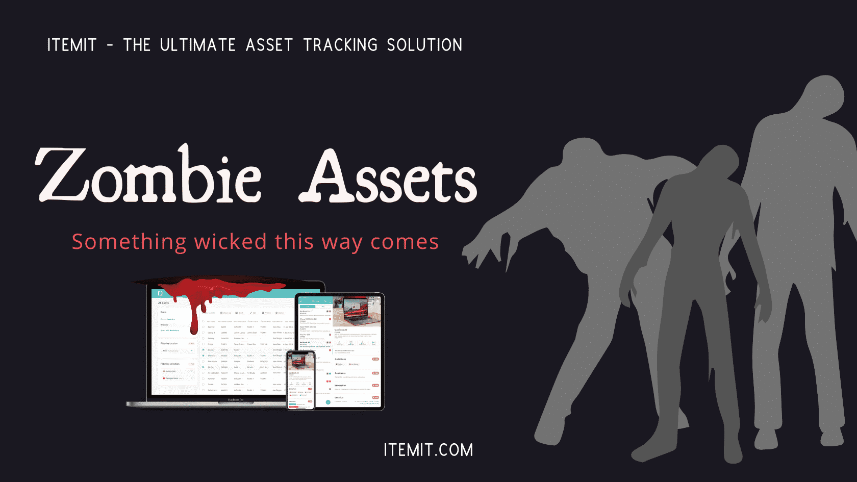 zombie assets and your fixed asset register