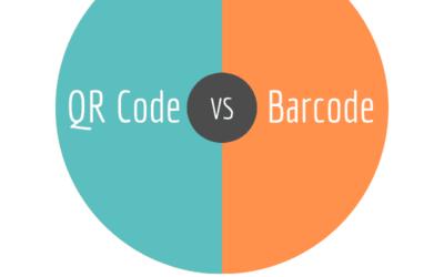 QR Codes Vs. Barcodes