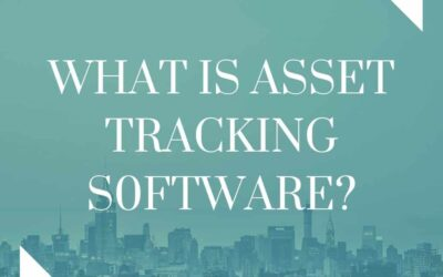 What is Asset Tracking Software?