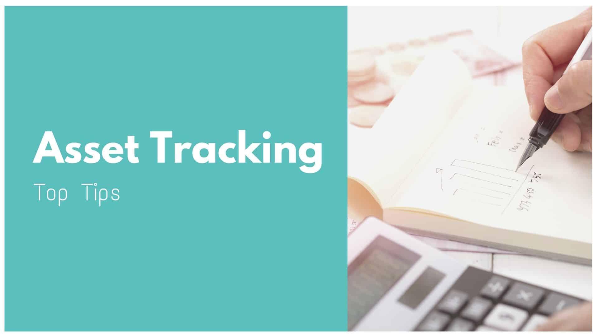 asset tracking software uk