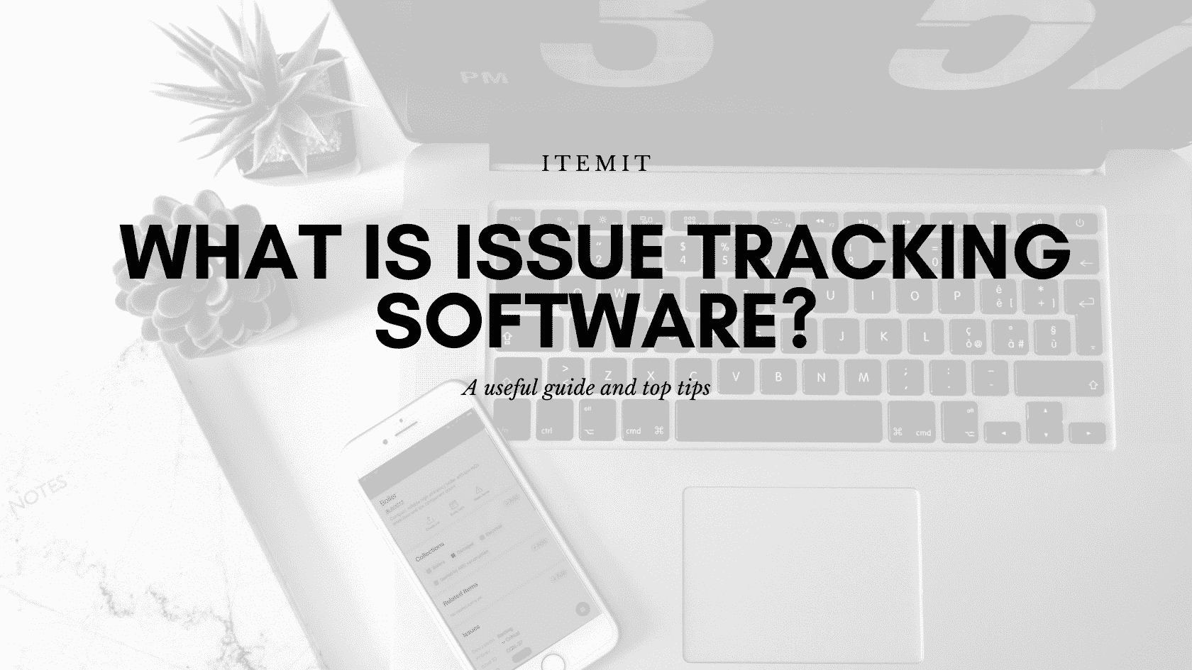 issue tracking software
