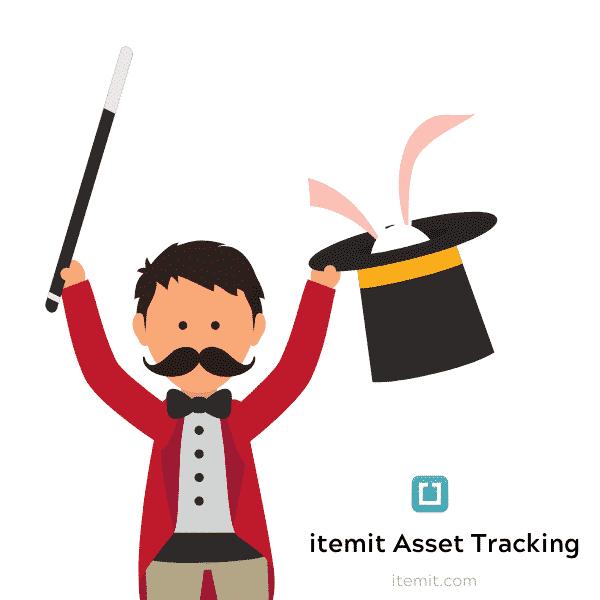 itemit asset tracking