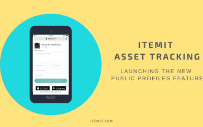 Modern-day asset tracking: Introducing itemit's game-changing Public Profiles feature