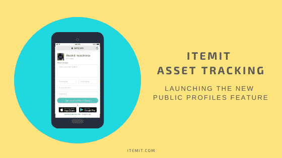 modern day asset tracking with public profiles