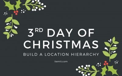 3rd Day of Christmas: Building a Location Hierarchy Tree