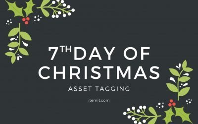 7th Day of Christmas: Asset Tags