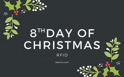 8th Day of Christmas: RFID