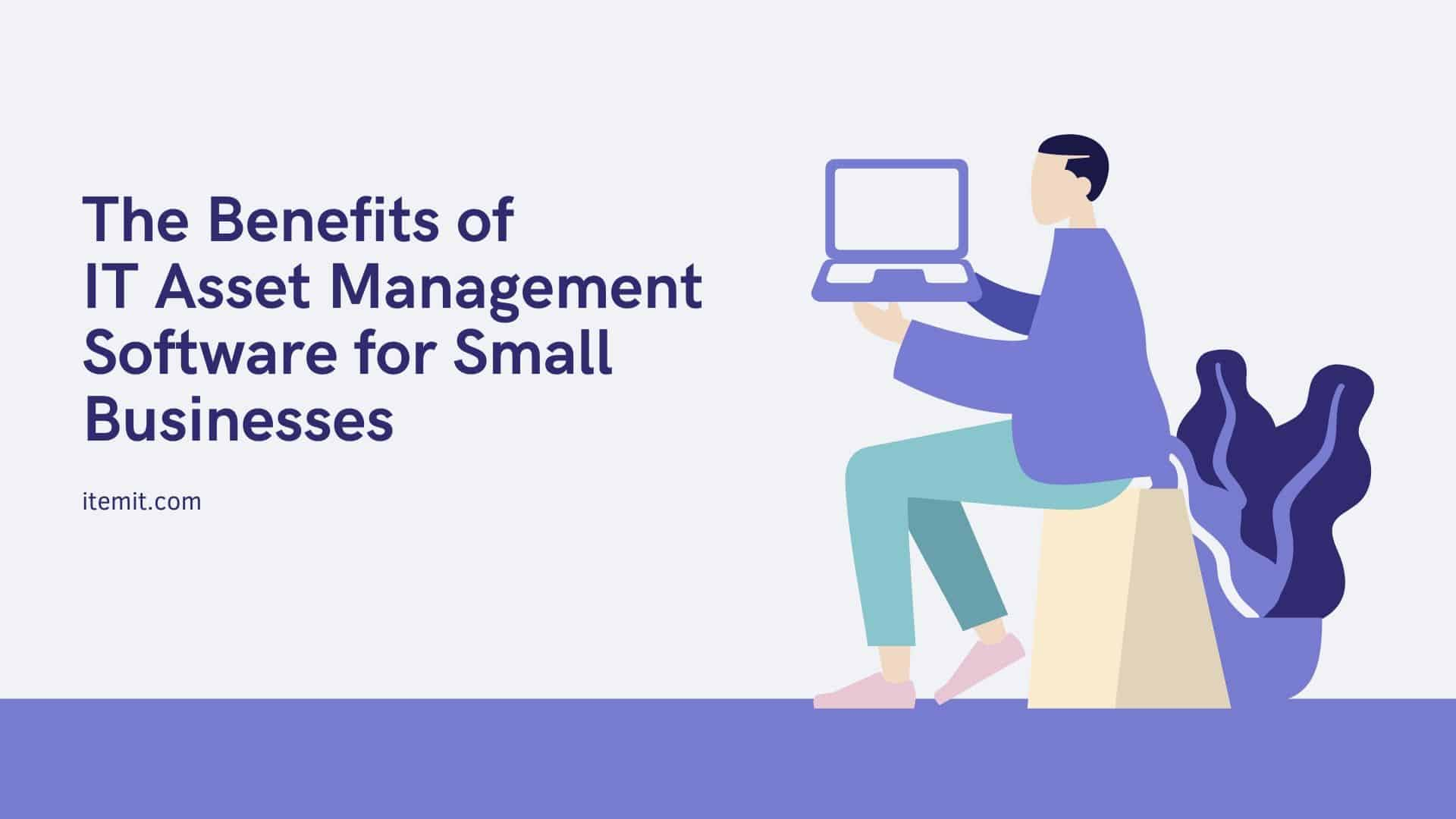 benefits of IT asset management software for small businesses