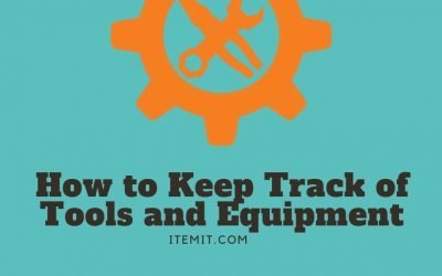 How to keep track of your tools