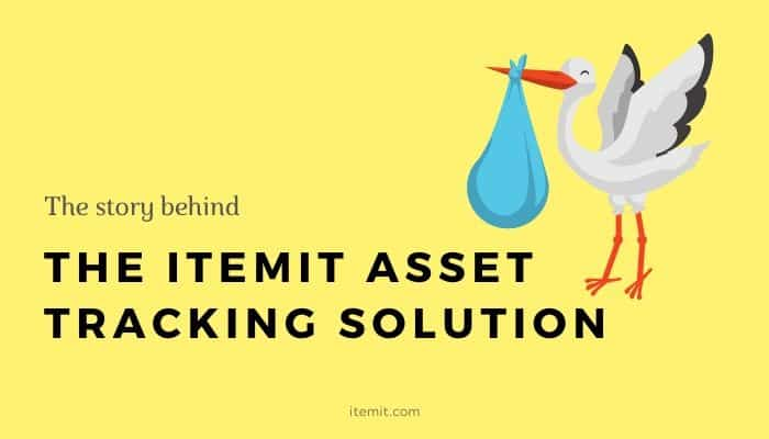 story behind itemit asset tracking software