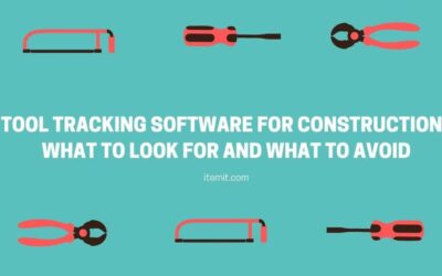 Tool Tracking Software for Construction: What to look for and what to avoid