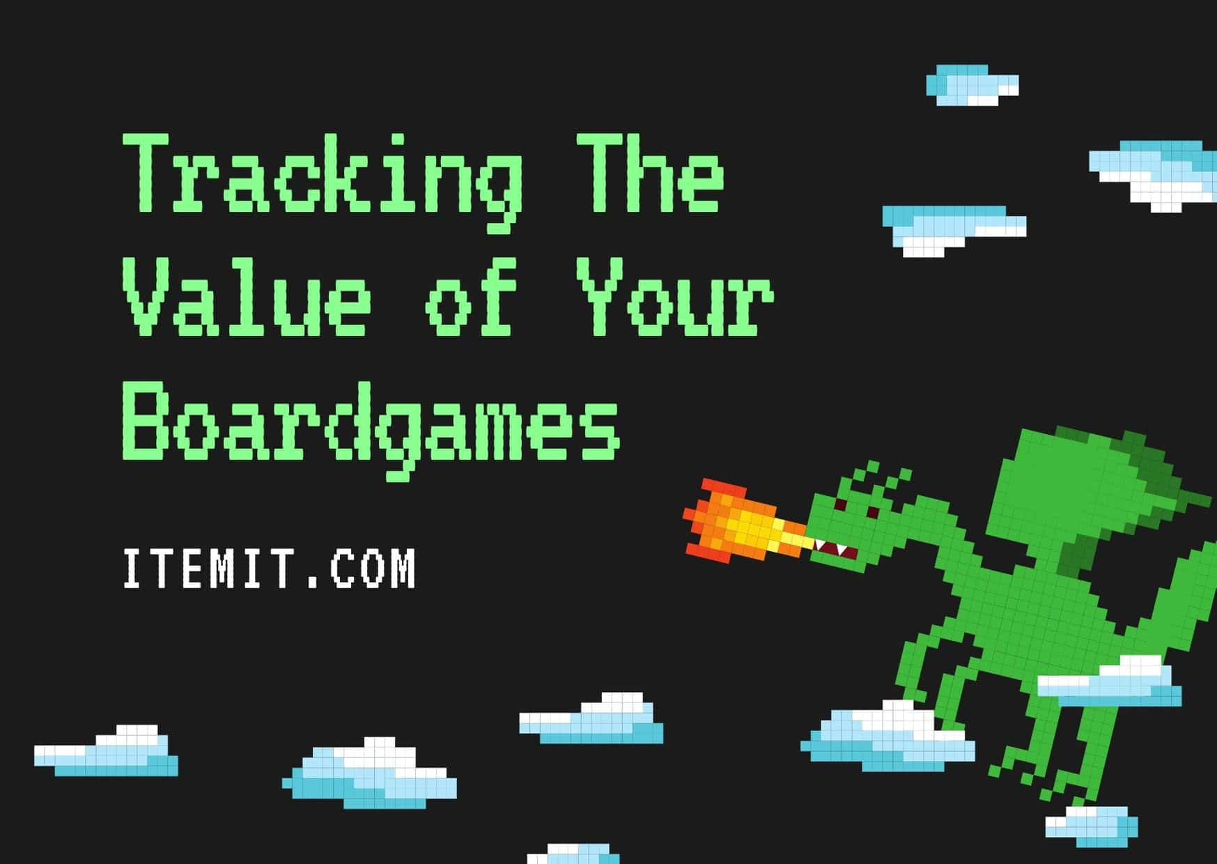 asset tracking software for board games