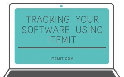 Tracking your Software using itemit