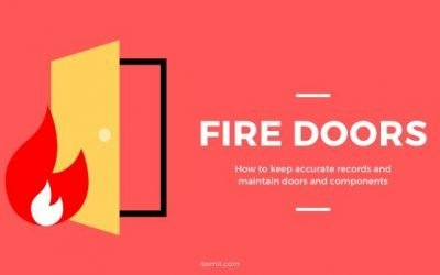 Tracking and Maintaining Fire Doors