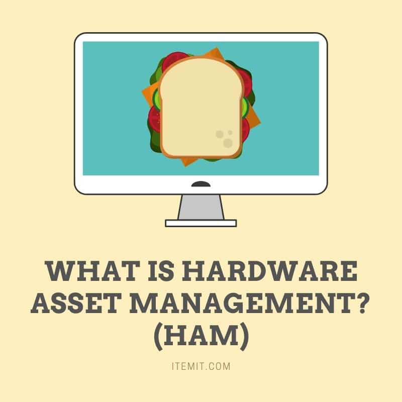 What is Hardware Asset Management (HAM)?