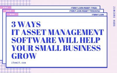3 Ways IT Asset Management Software will Help your Business Grow