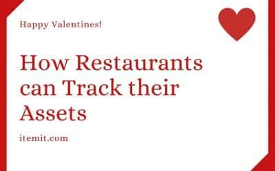 How Restaurants can use Asset Tracking Software