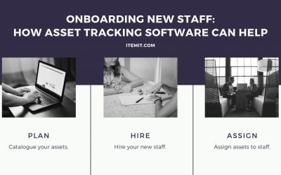 A Guide to Onboarding New Staff: How to make the most of your Asset Tracking System