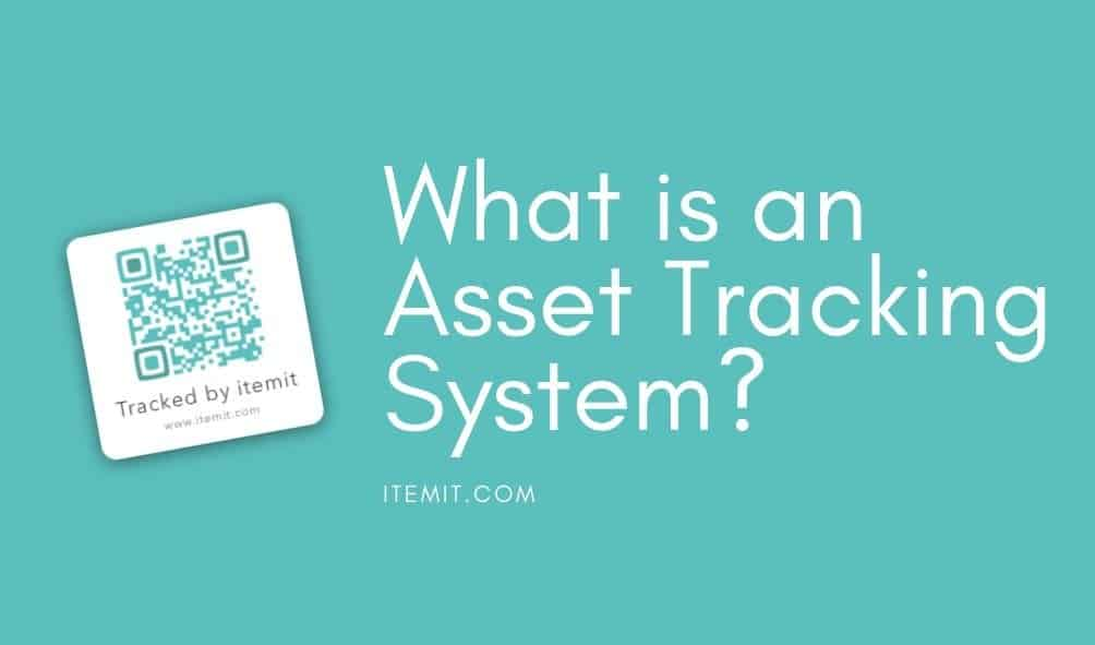 what is an asset tracking system?