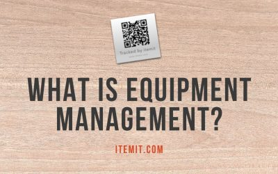 What is Equipment Management?
