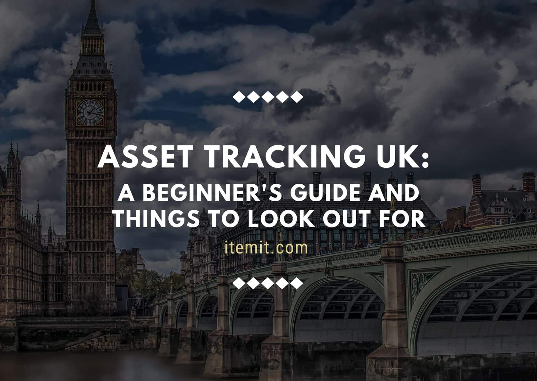 Asset tracking uk - A beginner's guide and things to look out for