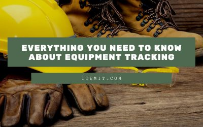 Everything You Need to Know About Equipment Tracking