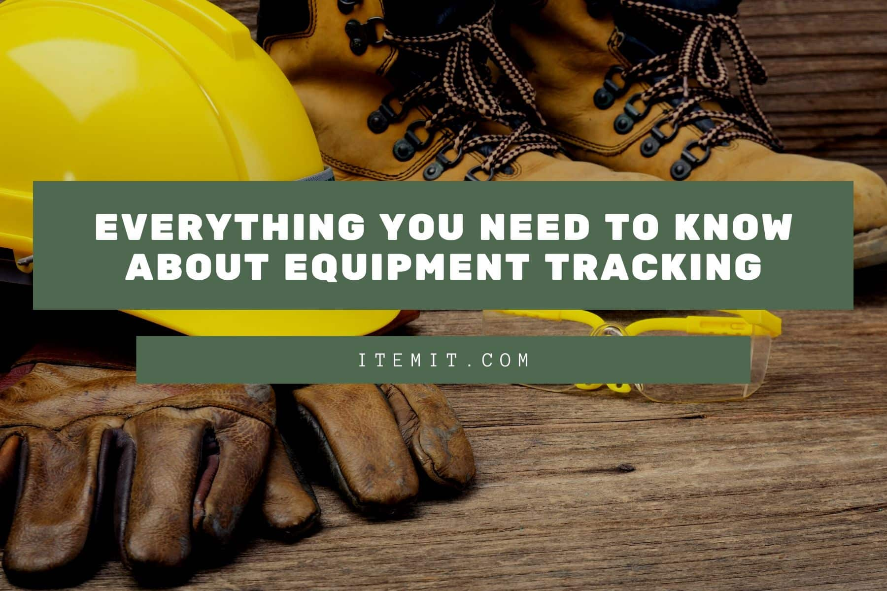 Equipment tracking everything you need to know