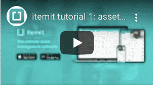 itemit tutorial - asset basics