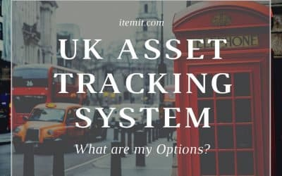 UK Asset Tracking System: What are my options?