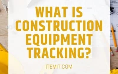 What is Construction Equipment Tracking?