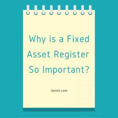 fixed asset register importance