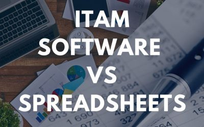 Dedicated IT Asset Management Software vs Spreadsheets