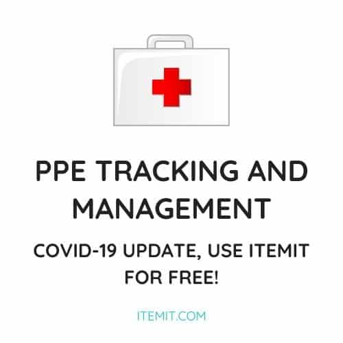 medical equipment tracking and management with itemit