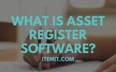 What is Asset Register Software?