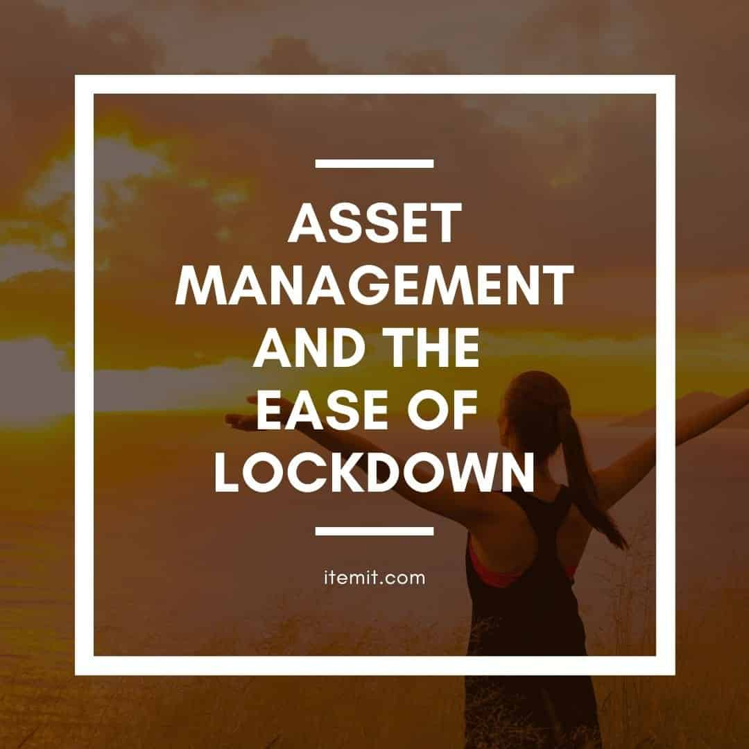 Asset Management and the Ease of Lockdown