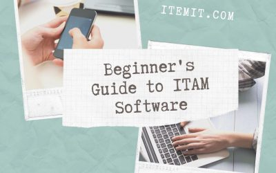 The Beginner's Guide to IT Asset Management