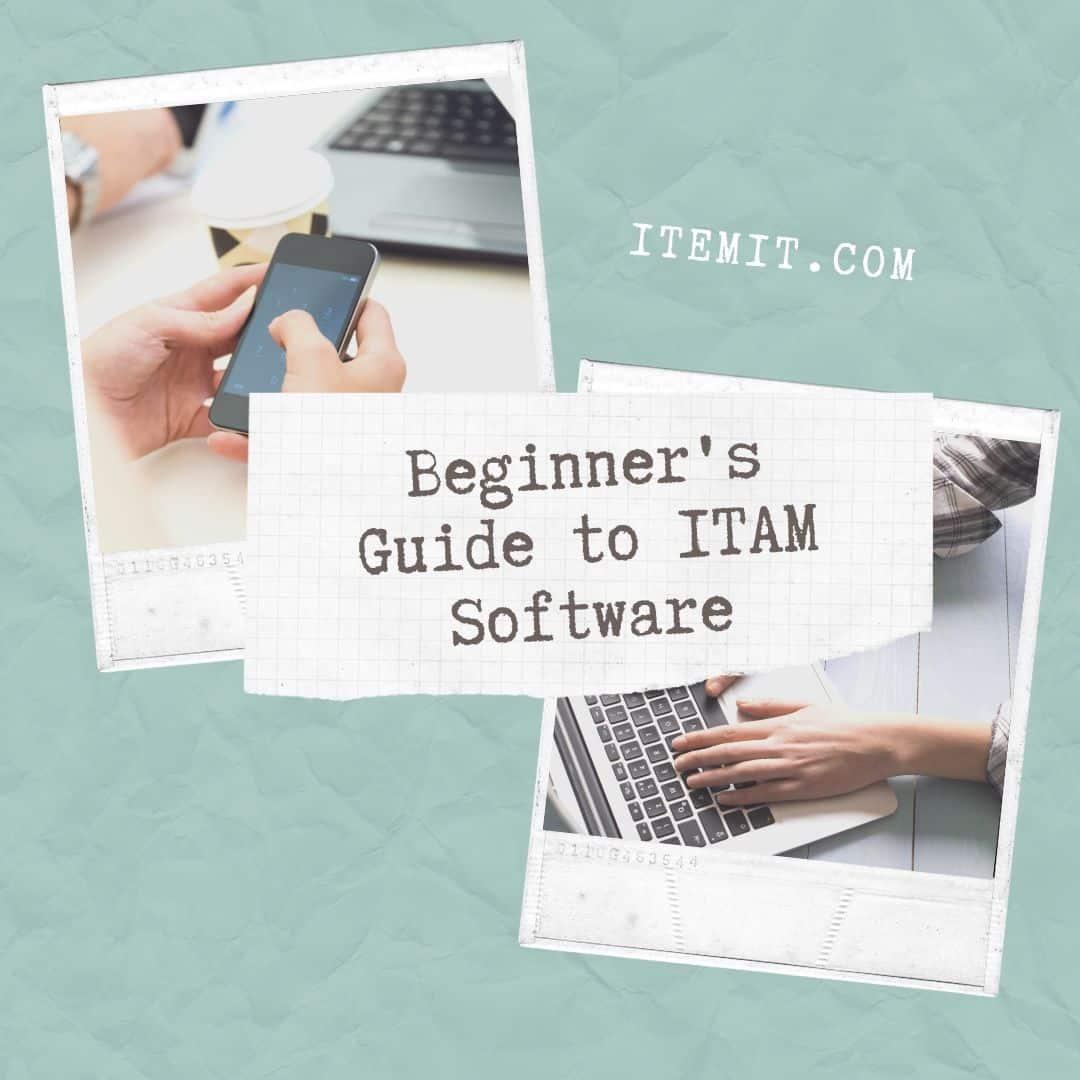 beginners guide IT asset management software