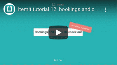 bookings and check in check out