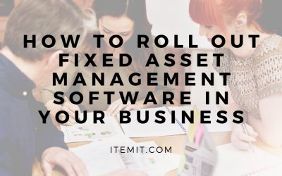 How To Roll Out Fixed Asset Management Software In Your Business