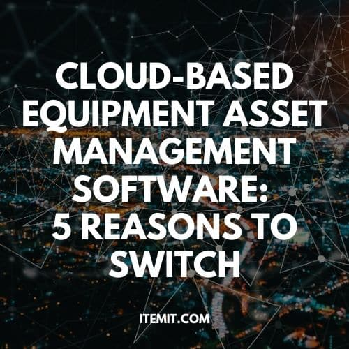 Asset Management Software for UK Construction Companies