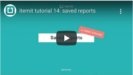Saving and Exporting Asset Tracking Reports