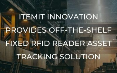 itemit Innovation Provides Off-the-Shelf Fixed RFID Reader Asset Tracking Solution