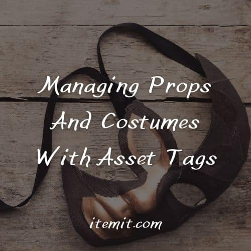 Managing Props And Costumes With Asset Tags
