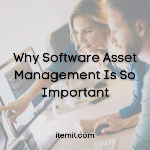 Why Software Asset Management Is So Important