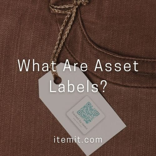 What Are Asset Labels?