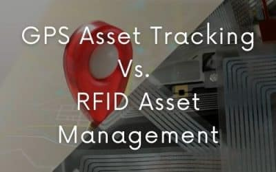 GPS Asset Tracking Vs. RFID Asset Management