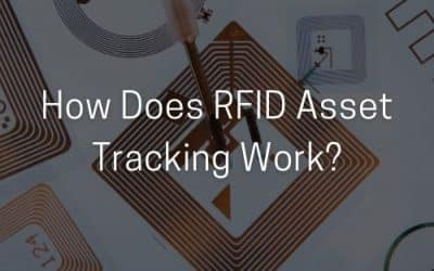 How Does RFID Asset Tracking Work?