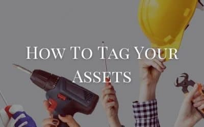 How To Tag Your Assets